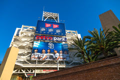 San Diego Baseball Royalty Free Stock Image