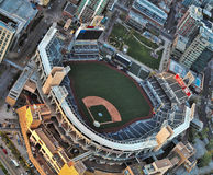 Petco Park--Home of the San Diego Padres Stock Image