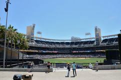 Petco Park royalty free stock image