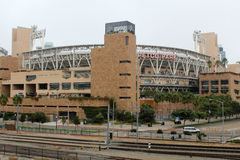 Petco parkerar baseballstadion Fotografering för Bildbyråer
