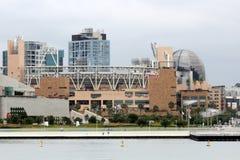 Petco parkerar baseballstadion Arkivbilder