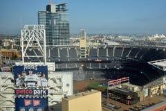 Petco parkerar San Diego California Fotografering för Bildbyråer