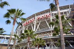 Petco parkerar stadion Arkivbilder