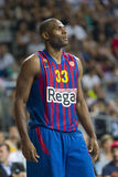 Pete Mickeal van Barcelona Stock Fotografie