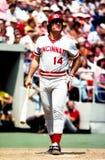 Pete Rose Cincinnati Reds lizenzfreies stockfoto
