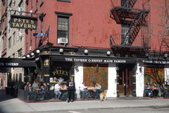 Pete's Tavern Royalty Free Stock Images