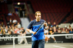 Pete Sampras Royaltyfria Foton