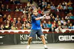 Pete Sampras Royalty Free Stock Images