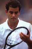 Pete Sampras, Tennis Pro. Royalty Free Stock Images