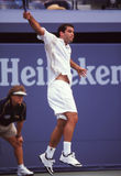 Pete Sampras, Tennis Pro. Royalty Free Stock Image