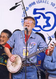 Pete Seeger Royalty Free Stock Images