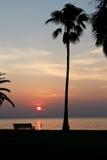 pete st-soluppgång Arkivbild