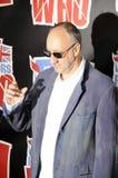 Pete Townshend στο κόκκινο χαλί. Στοκ Εικόνες