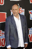Pete Townshend on the red carpet. Stock Photography