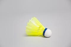 Peteca do badminton Imagem de Stock Royalty Free