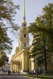 Peter και Paul Cathedral στοκ φωτογραφία