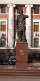Peter ο μεγάλος στο kaliningrad Στοκ φωτογραφία με δικαίωμα ελεύθερης χρήσης