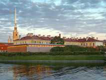 Peter Πετρούπολη Άγιος Στοκ Εικόνες