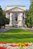 Peter 1 μνημείο στην Άγιος-Πετρούπολη Στοκ εικόνα με δικαίωμα ελεύθερης χρήσης