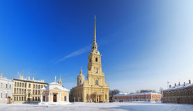 Free Peter And Paul Cathedral Stock Photo - 18483720