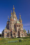 Peter And Paul Cathedral 2 Stock Images