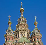 Peter And Paul Cathedral 3 Stock Photo