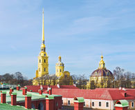 Free Peter And Paul Cathedral Royalty Free Stock Photo - 39223475