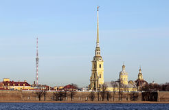 Free Peter And Paul Fortress Royalty Free Stock Images - 35864039