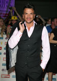 Peter Andre Royalty Free Stock Photo