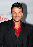 Peter Andre Stock Images
