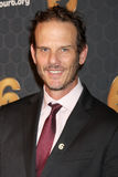 Peter Berg arrives at the Launch of Got Your 6 Royalty Free Stock Images