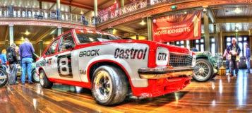 Peter Brock's Holden Torana race car Stock Photo