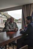 Peter Caruana foto de stock