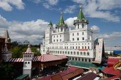 ` Peter da pensão mim ` no Kremlin de Izmailovo em Moscou imagens de stock