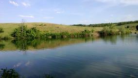 Peter den stora sjön Royaltyfri Foto
