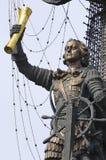 Peter der Große Lizenzfreies Stockbild