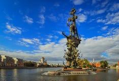 Peter der Große von Russland stockbild