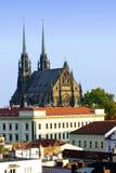 Peter et cathédrale de Paul. Photo stock