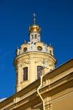 Peter et la cathédrale de Paul Photo libre de droits