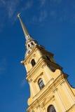 Peter et la cathédrale de Paul Images libres de droits