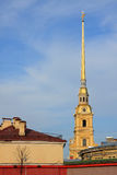 Peter et Paul Fortress Photographie stock