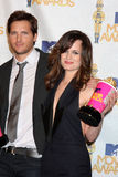 Peter Facinelli,Elizabeth Reaser Stock Photos