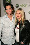 Peter Facinelli,Jennie Garth Stock Photos