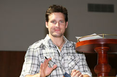 Peter Facinelli of the Twilight Saga Royalty Free Stock Photo