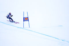 Peter Fill  - Fis World Cup Stock Photo