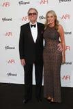 Peter Fonda bij de Toekenning die van de Voltooiing van het Leven AFI Shirley MacLaine, de Studio's van de Beelden van Sony, Culve Royalty-vrije Stock Fotografie