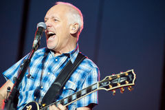 Peter Frampton Royalty Free Stock Photography