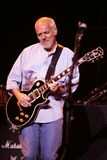 Peter Frampton Performs in Concert stock photography