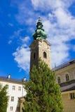 Peter-Friedhof in Salzburg Lizenzfreie Stockbilder