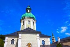 Peter-Friedhof in Salzburg Stockfoto